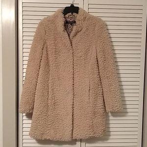 Teddy faux fur coat